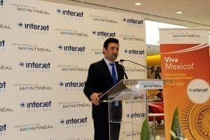 Andrés Martínez Interjet